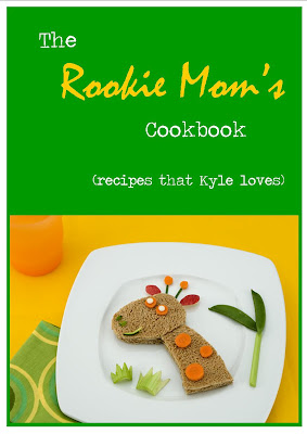 Make Your Own Cookbook With These Free Templates - Make your own cookbook template
