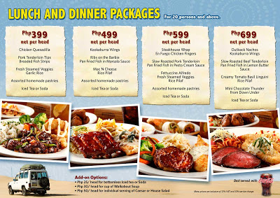 outback+steakhouse+party+package