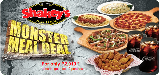 shakeys+monstermeal+deal