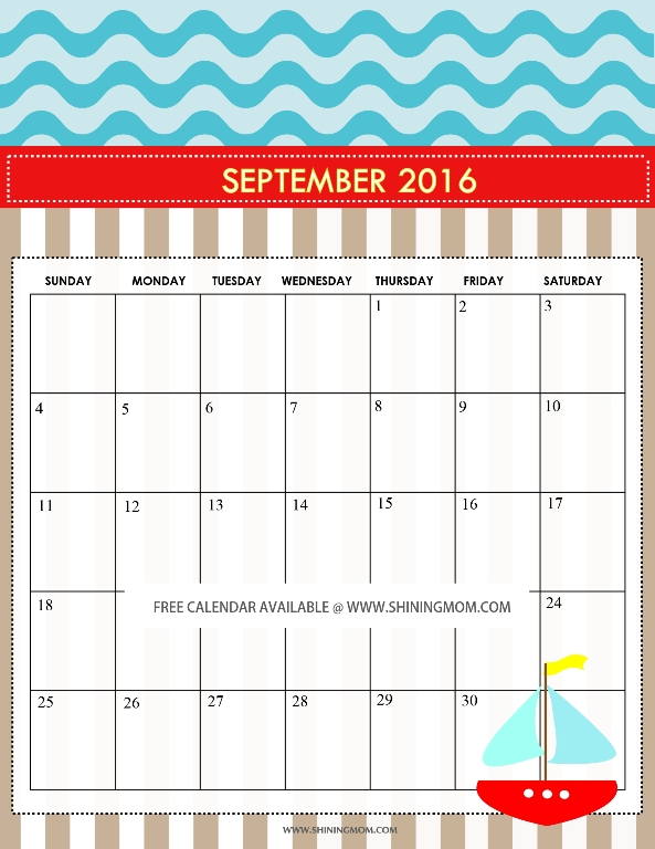 free-printable-September-2016-calendar-cute