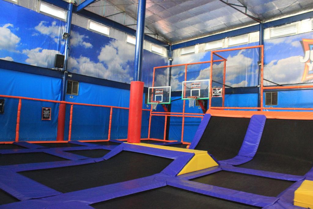 jump yard interior