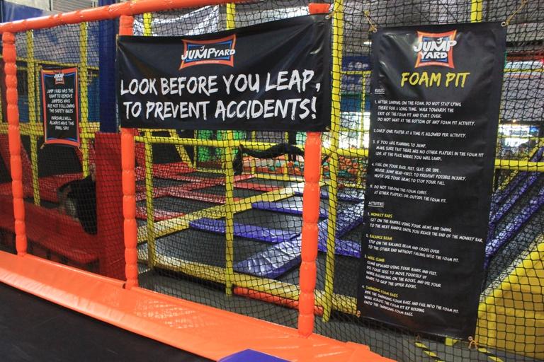jump yard tips