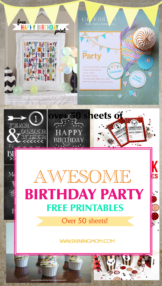 free-birthday-party-printables