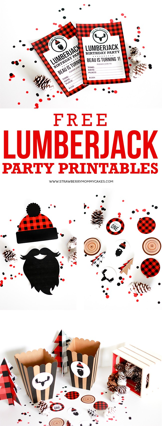 free-lumberjack-party-printables