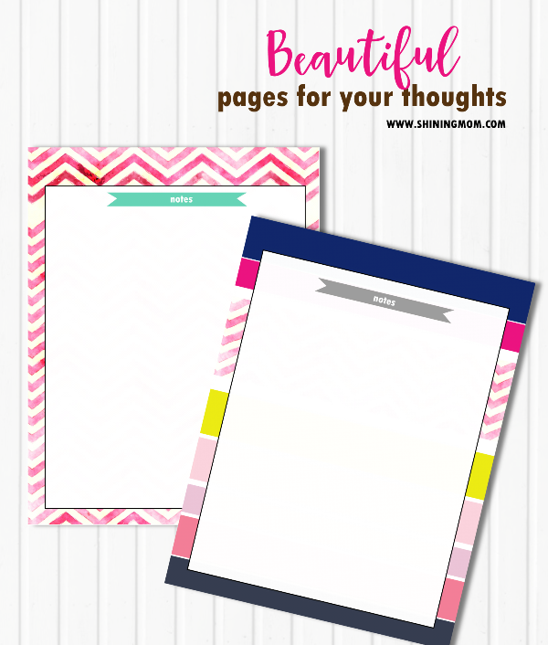 image about Free Printable Stationery Pdf identify Totally free Planner 2017: Structure a Lifestyle By yourself Enjoy