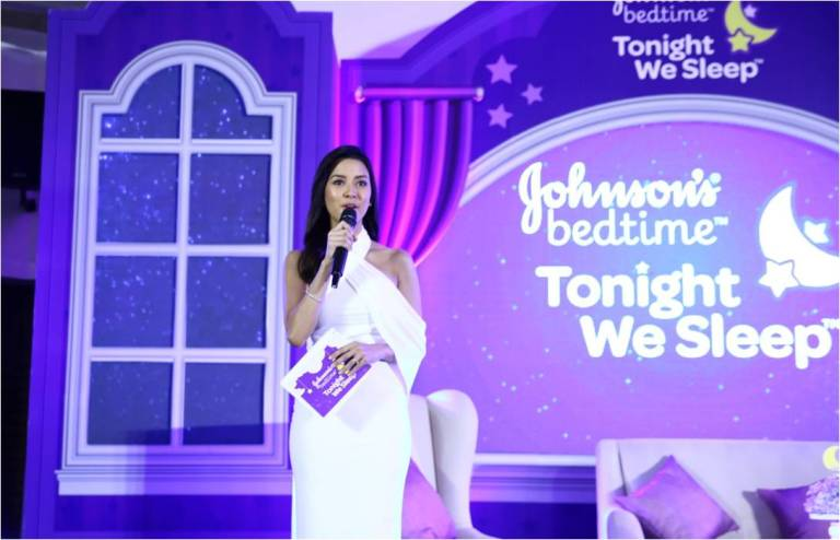 When baby sleeps, mommy sleeps too! Bianca Gonzalez has openly shared her struggles in managing and securing her baby's sleep patterns and development at the event.