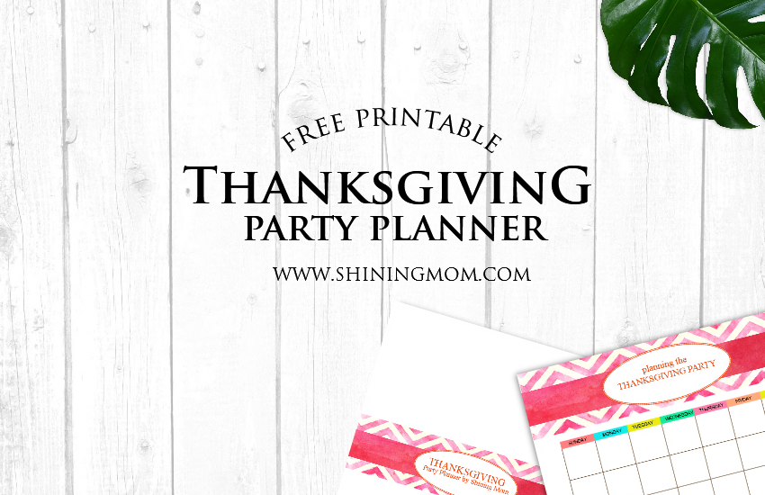 graphic regarding Thanksgiving Planner Printable referred to as Absolutely free Printable Thanksgiving Planner