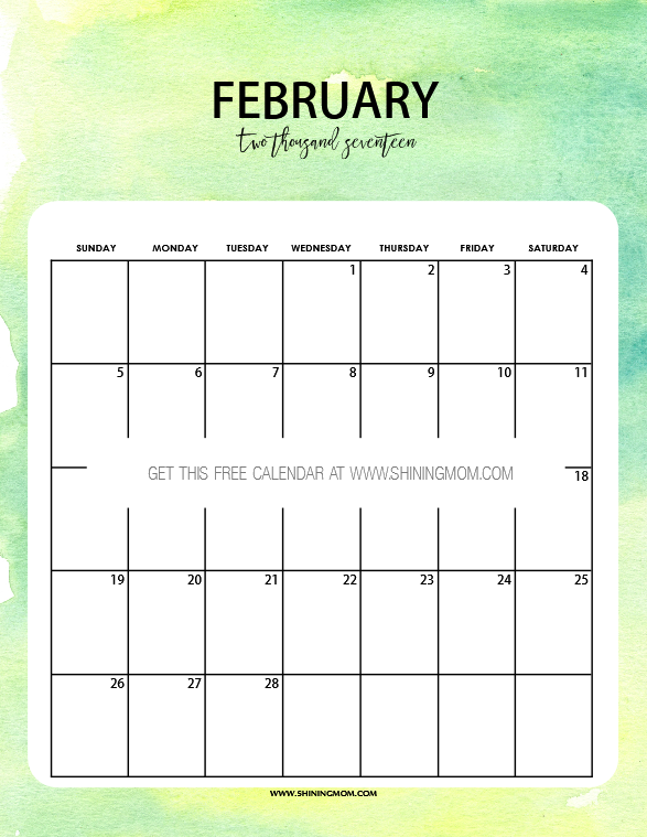 free-printable-february-2017-calendar-handmade