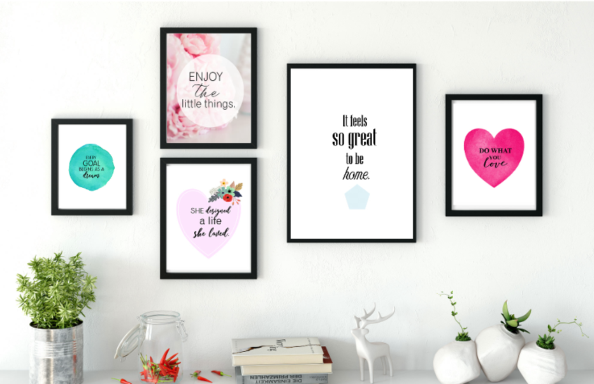 High Quality Free Printable Wall Art