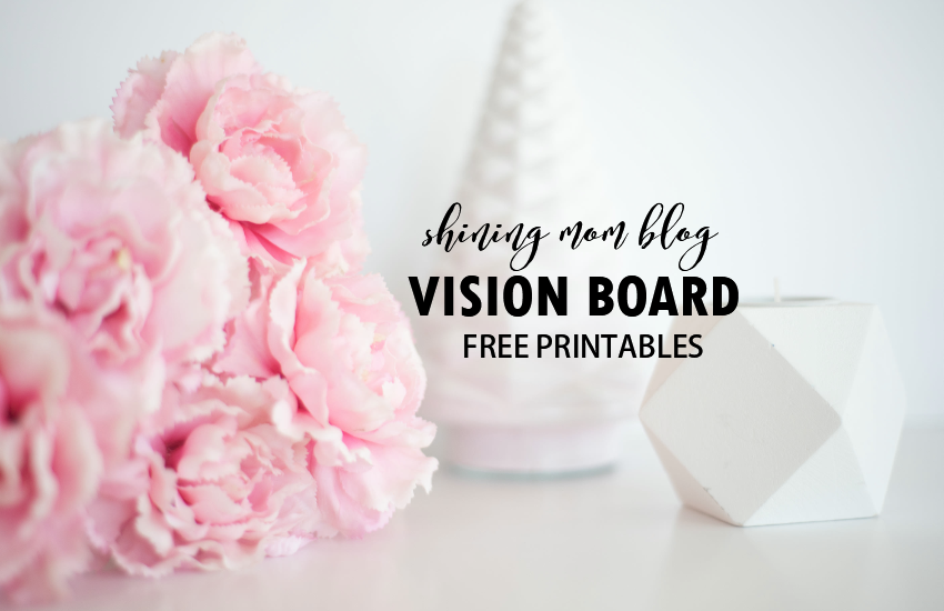 Vision board free printables ready to create your vision board the pdf files can be grabbed here meanwhile you might like to see the other free printables that i have created for the maxwellsz