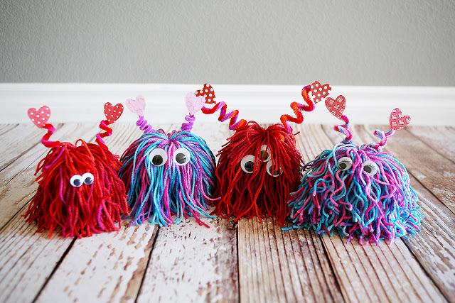 Best Of Pinterest 40 Super Fun Valentine S Day Crafts For Kids