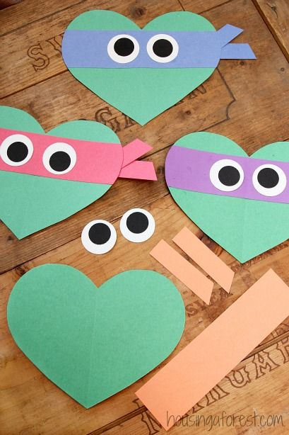Best of pinterest 40 super fun valentine s day crafts for Valentines day toddler crafts