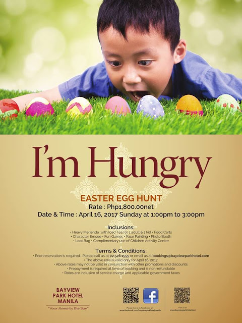 Easter egg hunt manila 2017
