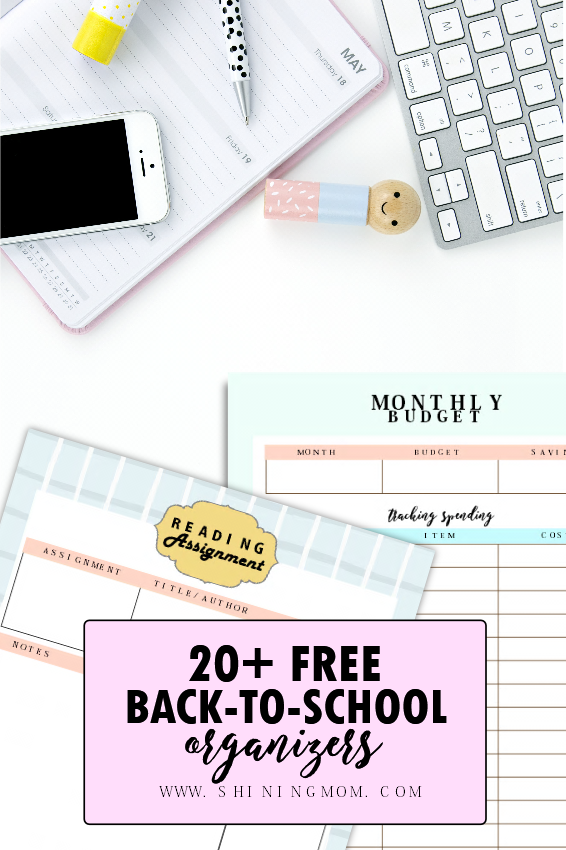 picture about Free Organization Printables for College Students referred to as 200+ Free of charge Remarkable Pupil Small business Printables