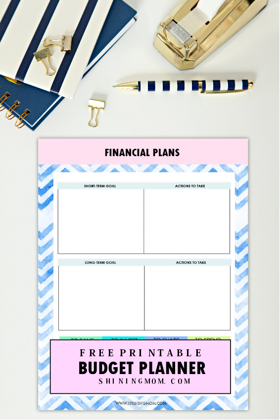 The ultimate free printable 2018 budget planner you need it will help you set a clear financial goal so you can educate yourself on how that can be achieved and oh meal planning budget worksheets are also solutioingenieria Gallery